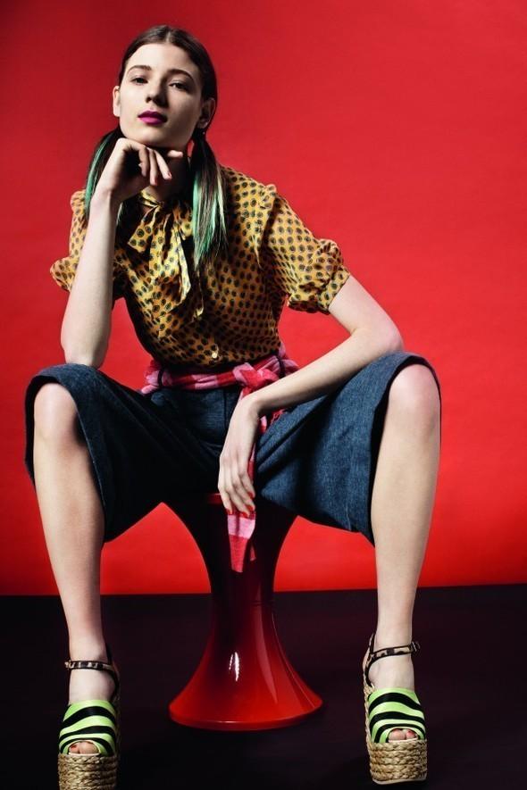 Лукбуки: Stussy, Topshop, Zara и другие. Изображение № 99.