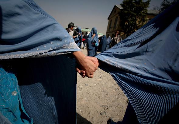 Афганистан. Военная фотография. Изображение № 120.