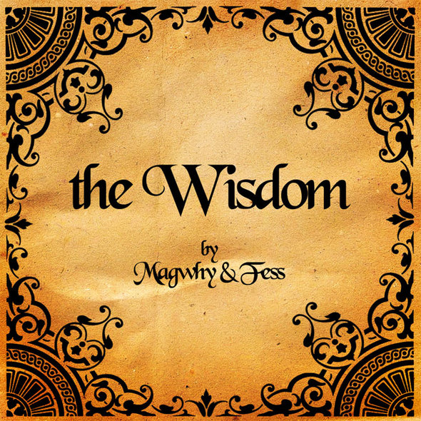 MAGWHY & FESS – THE WISDOM (new free album). Изображение № 1.