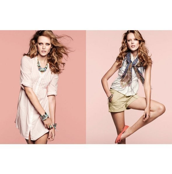Изображение 19. Рекламные кампании: H&M, Levi's и другие.. Изображение № 18.