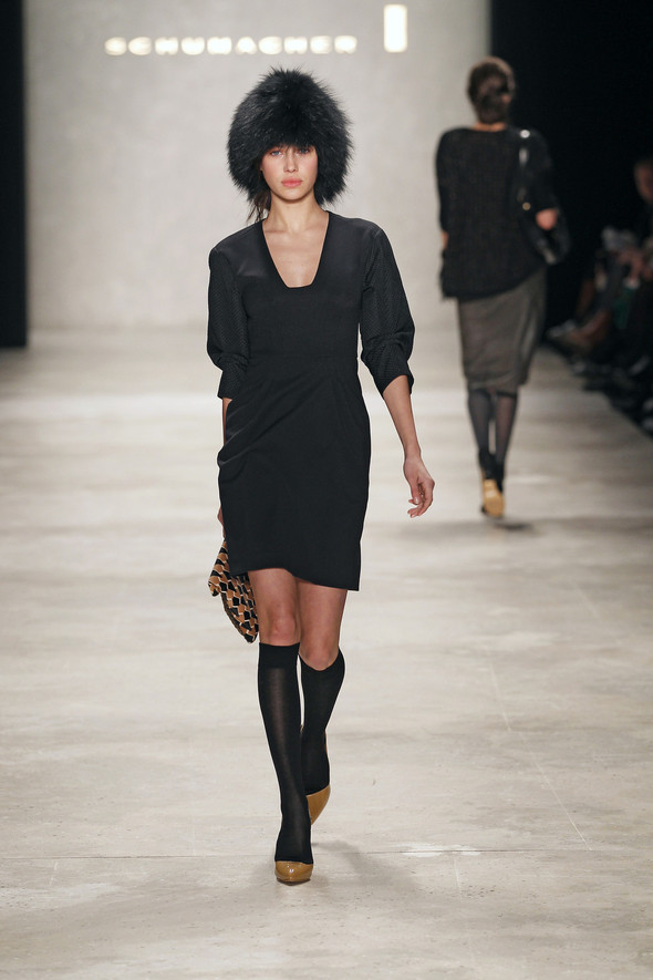 Berlin Fashion Week A/W 2012: Schumacher. Изображение № 46.