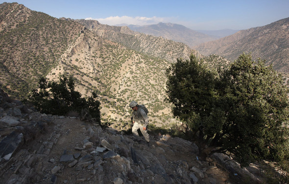 Афганистан. Военная фотография. Изображение № 315.