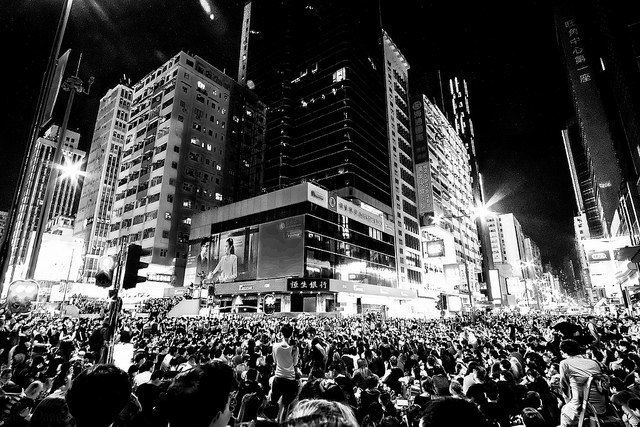 Власти Китая следят за протестующими в Гонконге с помощью вредоносного ПО. Изображение № 1.