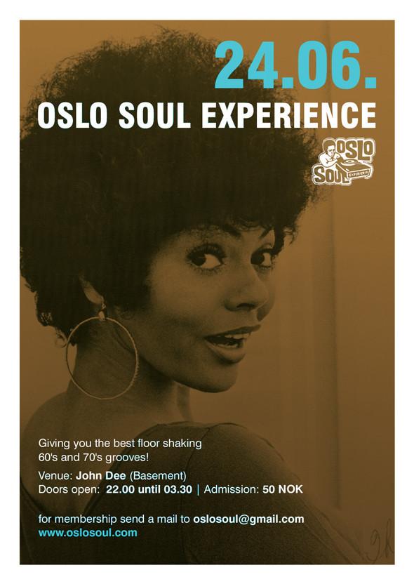 DJ BJOERN ESPEN (OSLO SOUL EXPERIENCE). Изображение № 20.