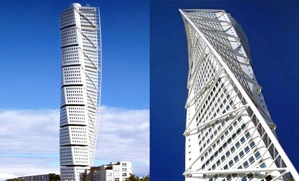 Архитектура будущего от Сантьяго Калатравы. Изображение № 9.