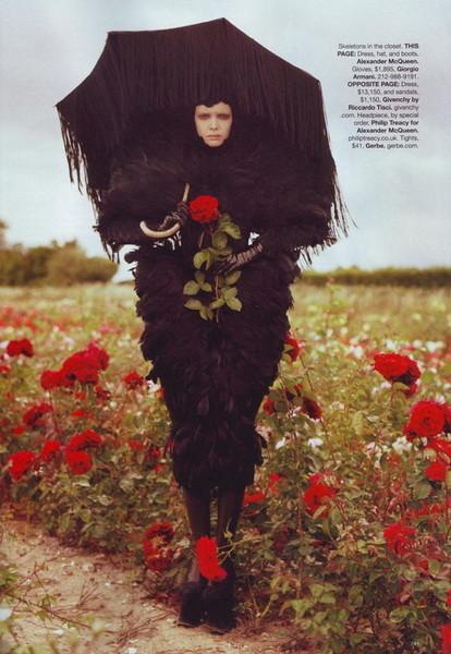 TimBurton's tric (Harper's Bazaar US). Изображение № 4.