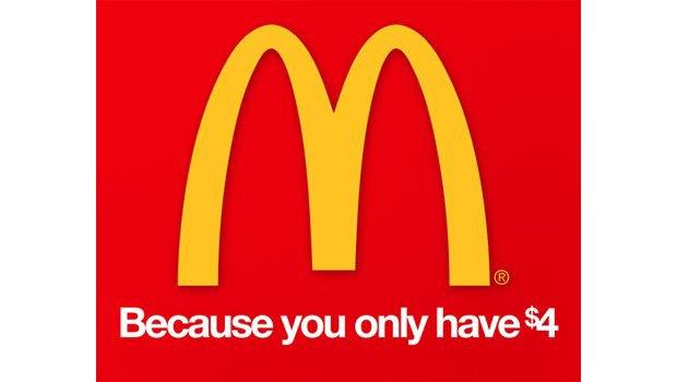 Созданы «честные» слоганы известных брендов . Изображение № 3.