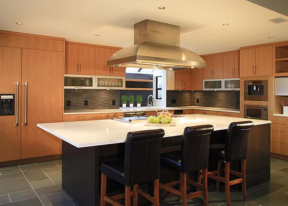 Сочетание цвета в интерьере кухни. Изображение № 4.