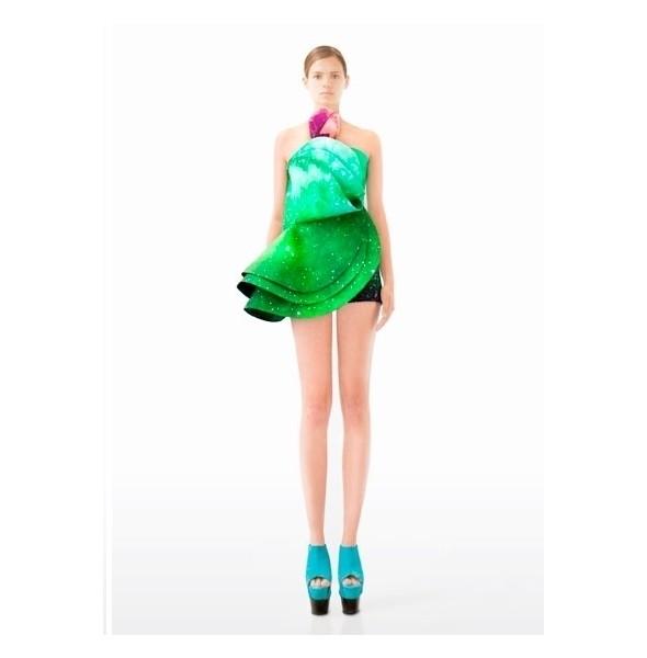 Изображение 28. Лукбуки: Atelier Versace, Sandro, Sonia by Sonia Rykiel и другие.. Изображение № 73.