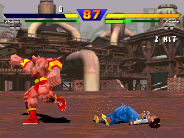 История Street Fighter. Изображение № 6.
