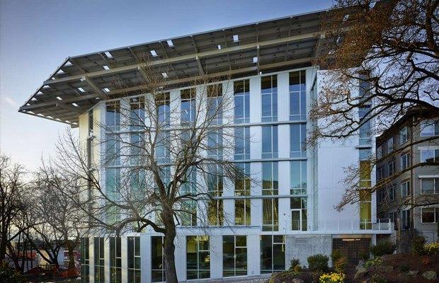 Как устроено самое экологичное здание в мире. Изображение № 2.