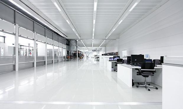 Технологический центр McLaren. Изображение № 14.
