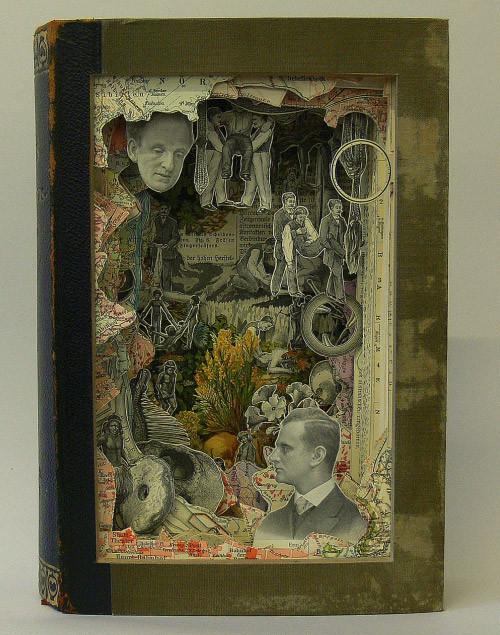 Книжные работы Alexander Korzer-Robinson. Изображение № 35.