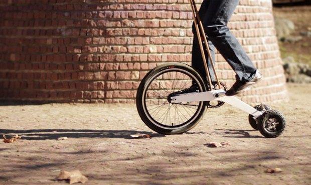 Создатели 5 странных байков о том, зачем изобретать велосипед. Изображение № 5.