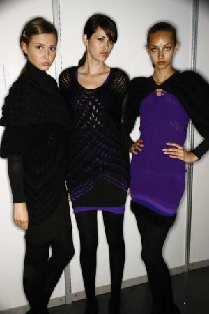 Mark Fast иего knitwear. Изображение № 2.