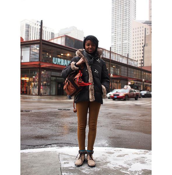 Изображение 3. City Looks: Чикаго и Нью-Йорк.. Изображение № 5.
