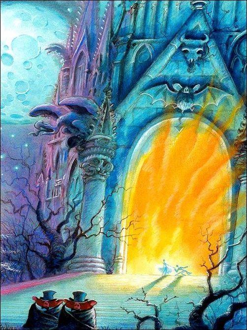 Cinderella Skeleton. Изображение № 10.