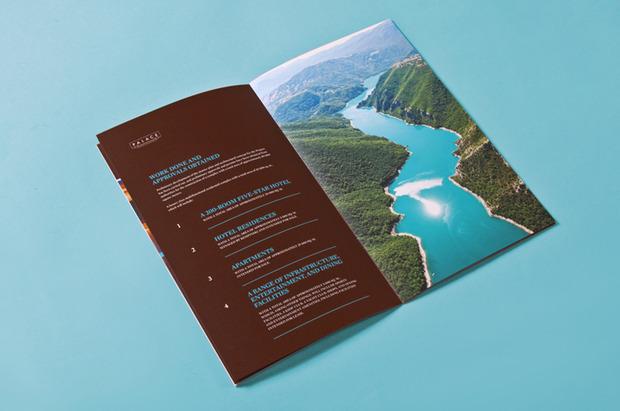 Презентационное издание для «Montenegro Palace». Изображение № 8.