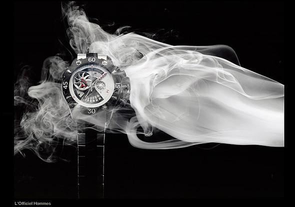 Часы смужским характером. Изображение № 10.