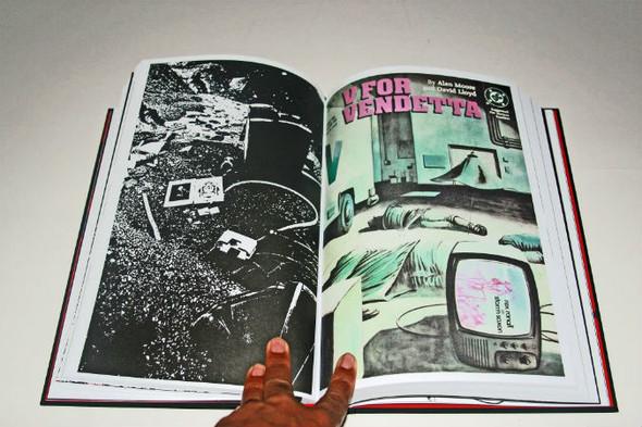 10 альбомов о комиксах. Изображение № 74.