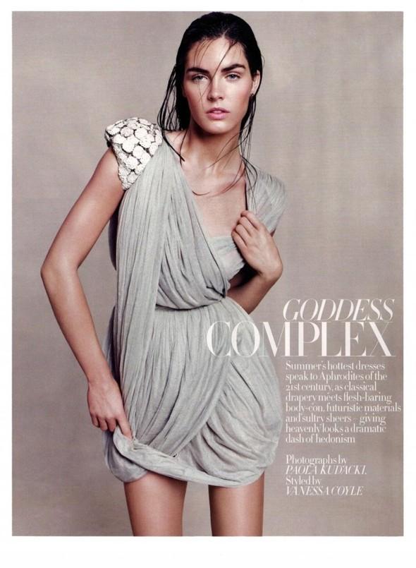 5 новых съемок: Elle, Harper's Bazaar, Numero и Vogue. Изображение № 13.