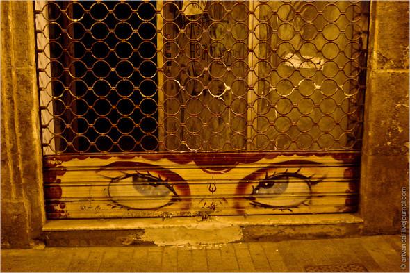 Стрит-арт и граффити Валенсии, Испания. Изображение № 11.
