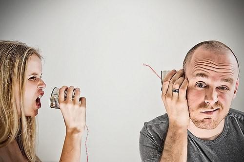 Говорить или не говорить? Вот где ответ. Изображение № 1.