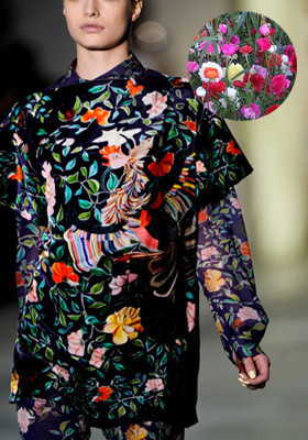 Цветной: 35 принтов из коллекций FW 2011. Изображение № 52.