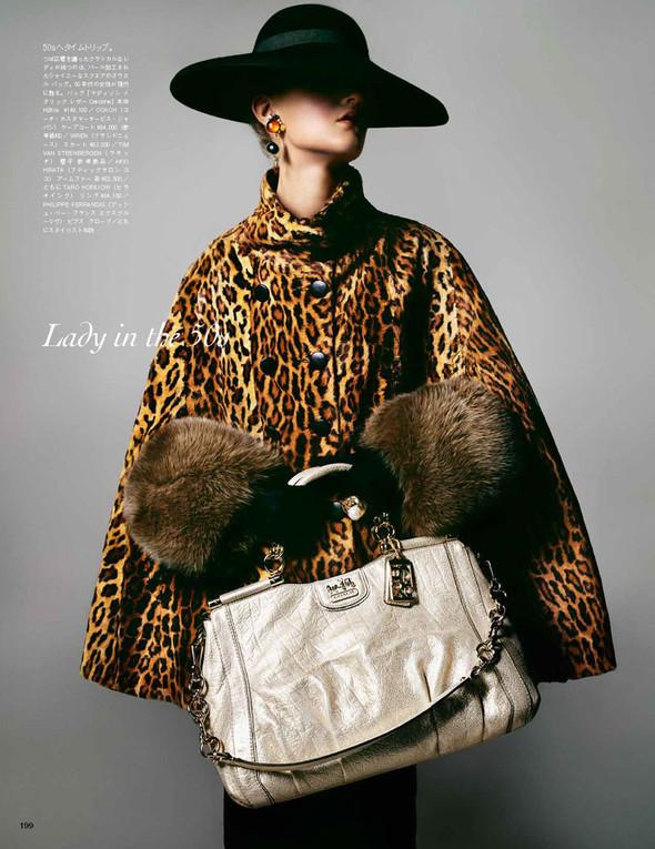 Съёмка: Ясунари Кикума для Vogue. Изображение № 5.