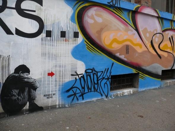 Граффити от легенды стрит-арта Jef Aerosol. Изображение № 12.