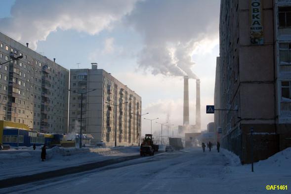 О грустном. Самые загрязненные места мира. Изображение № 19.