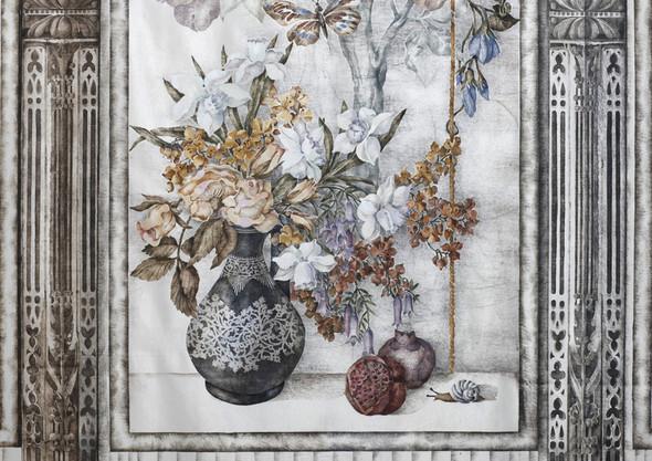 Ручная набойка по ткани: Е.А.Шнайдер и Н.Чурбакова. Изображение № 20.