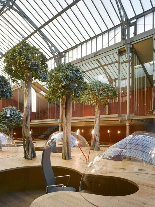 Pons Huot - офис будущего?. Изображение № 5.