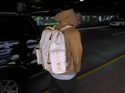 Дорожное настроение: рюкзаки летом 2009-го. Изображение № 9.