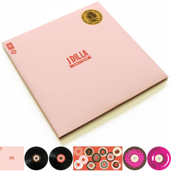 J Dilla - Donut Shop. Изображение № 1.