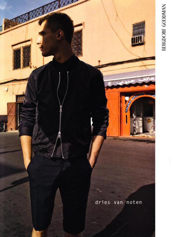 Изображение 14. Мужские рекламные кампании: Mugler, Versace и другие.. Изображение № 16.