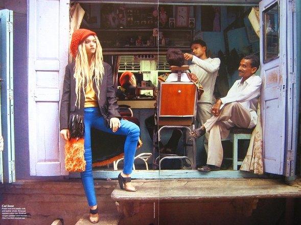 Индийское лето (Vogue Australia). Изображение № 7.