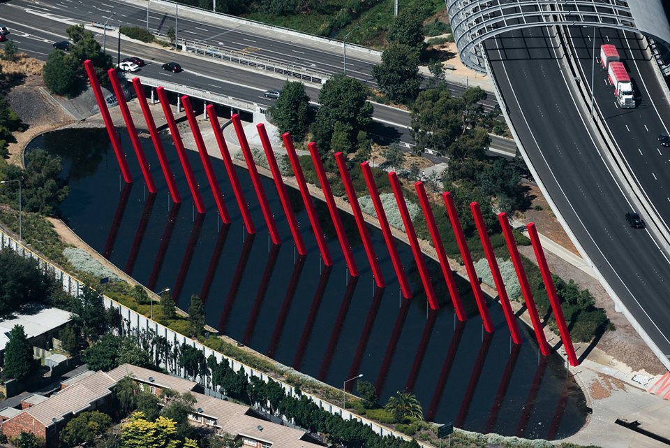 Фото: промзона Мельбурна, снятая свертолёта. Изображение № 14.