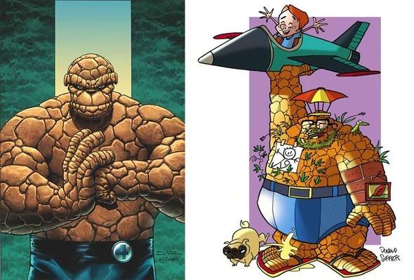 Что случается с супергероями, когда они на пенсии?. Изображение № 18.