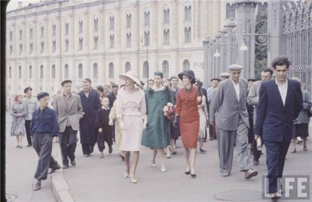 Мода 60-70х. СССР vs World. Изображение № 2.