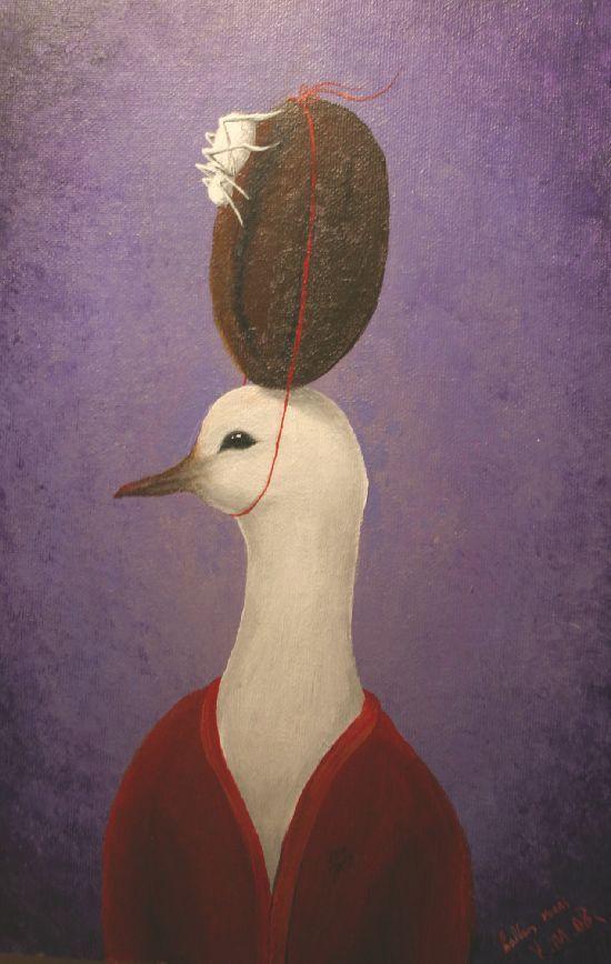 Птицы Мацкявичуса. Изображение № 11.