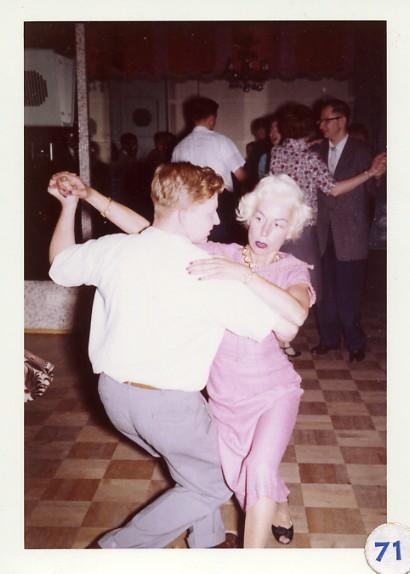 Dance Lessons 1958–1962. Изображение № 18.