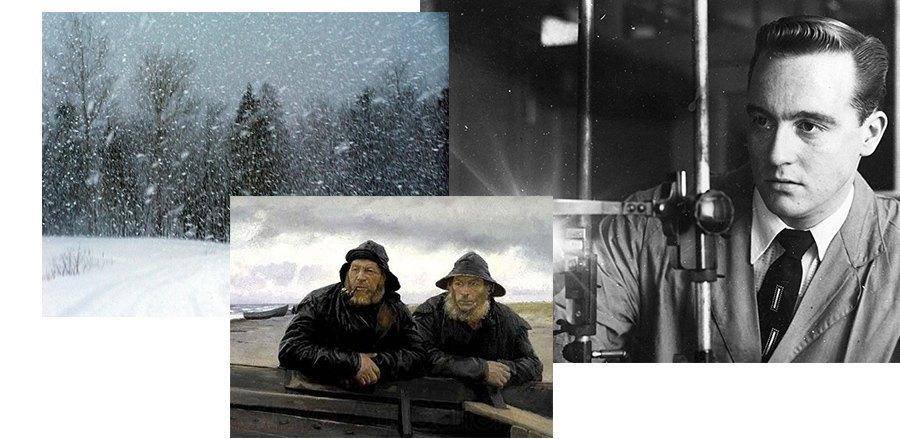 Холод, Скандинавские рыбаки, Ученые. Изображение № 25.