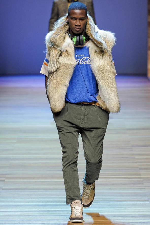 Изображение 154. Milan Fashion Week. Часть 1.. Изображение № 15.