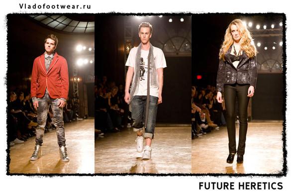 Vladofootwear & Future Heretics Показ 2009. Изображение № 9.