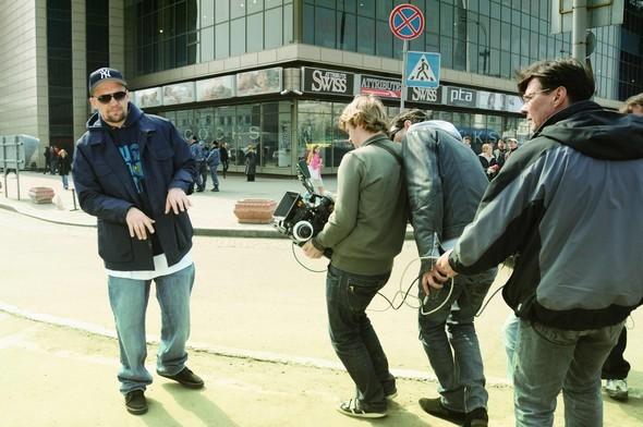 """Баста и Бумбок сняли клип на трек """"Солнца не видно"""". Изображение № 5."""