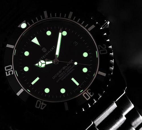 Steinhart Ocean Black. 340 EUR (19% VAT incl.). Изображение № 7.