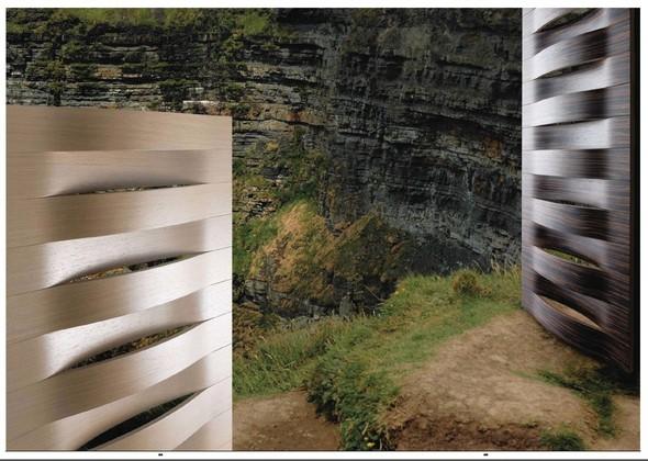 I-Radium - деревянные дизайн-радиаторы из Италии. Изображение № 9.