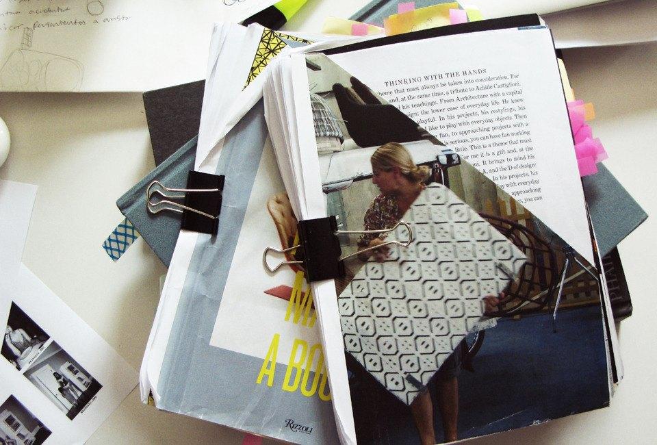Рабочее место: Омар Соса, арт-директор журнала Apartamento. Изображение № 5.