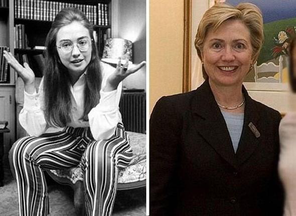 Знаменитые люди: тогда и сейчас. Изображение № 23.